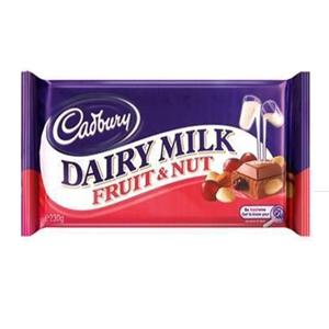 Cadbury Fruit & Nut 230GM
