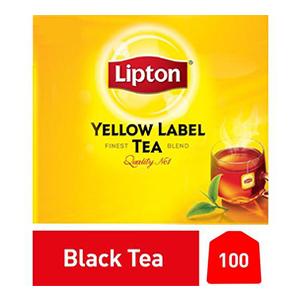 Lipton Yellow Lable Tea Bag 100PCS