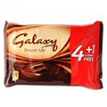 Galaxy Milk Chocolate 40×4+1GM