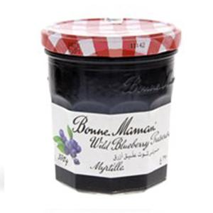Bonnie Maman Blueberry Jam 370GM