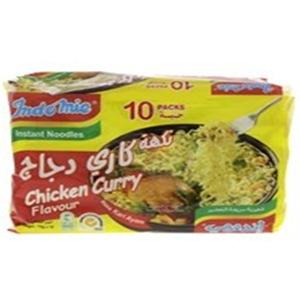 Indomie Chicken Curry 5X75GM
