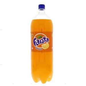 Fanta Orange 2.5 ltr