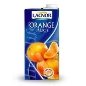 Lacnor Juice Orange 1 Ltr