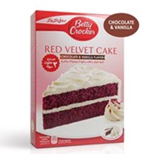 Betty Crocker Red Velvet 500GM