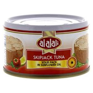 Al Alali Skipjack Tuna In S/Oil Soli 85GM