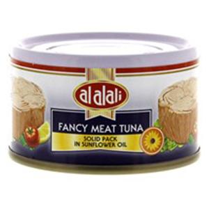 Al Alali Fancy Meat Tuna In S/O Solid 85GM