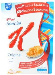 KELLOGG'S SPECIAL K 375GM
