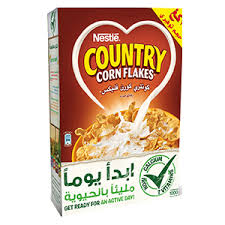 NESTLE COUNTRY CORN FLAKES 375G