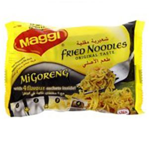 Maggi Fried Noodles 5X72GM